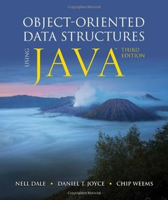 Object-Oriented Data Structures Using Java, 3/e (Hardcover)-cover
