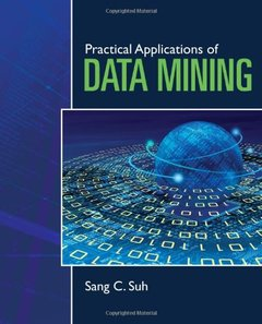 Practical Applications of Data Mining (Paperback)-cover
