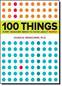 100 Things Every Designer Needs to Know About People (Paperback)-cover