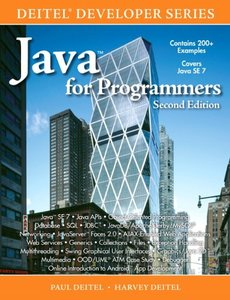 Java for Programmers, 2/e (Paperback)-cover