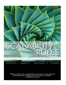 Scalability Rules: 50 Principles for Scaling Web Sites (Paperback)-cover