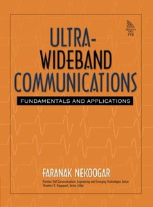 Ultra-Wideband Communications: Fundamentals and Applications: Fundamentals and Applications (Paperback)-cover