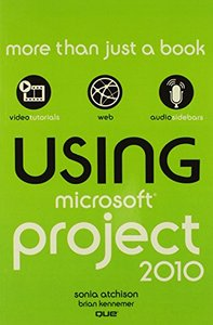 Using Microsoft Project 2010 (Paperback)-cover