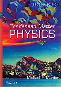 Condensed Matter Physics, 2/e (Hardcover)-cover