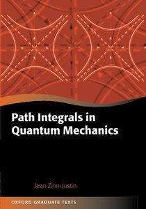 Path Integrals in Quantum Mechanics (Paperback)-cover
