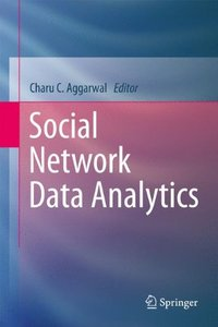 Social Network Data Analytics (Hardcover)-cover