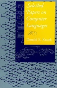 Selected Papers on Computer Languages (Paperback)