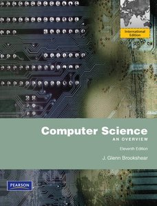 Computer Science: An Overview, 11/e (IE-Paperback)-cover