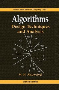 Algorithms: Design Techniques and Analys (Hardcover)-cover