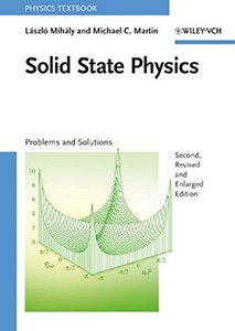 Solid State Physics: Problems and Solutions, 2/e (Paperback)-cover