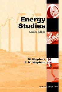 Energy Studies, 2/e (Hardcover)-cover