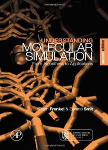 Understanding Molecular Simulation : From Algorithms to Applications, 2/e (Hardcover)-cover