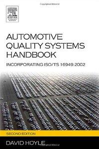 Automotive Quality Systems Handbook, 2/e : ISO/TS 16949:2002 Edition (Hardcover)