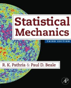 Statistical Mechanics, 3/e (Paperback)-cover