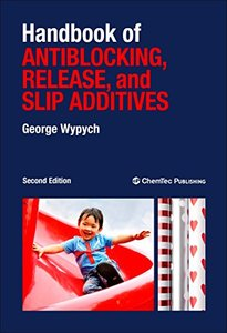 Handbook of Antiblocking, Release, and Slip Additives, 2/e (Hardcover)-cover
