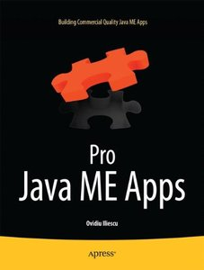 Pro Java ME Apps: Building Commercial Quality Java ME Apps (Paperback)-cover