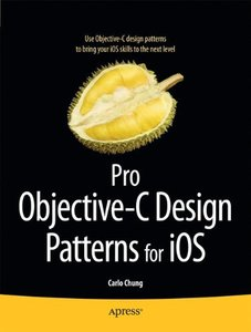 Pro Objective-C Design Patterns for iOS (Paperback)-cover
