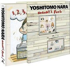 Yoshitomo Nara: Nobody's Fool (Hardcover)-cover