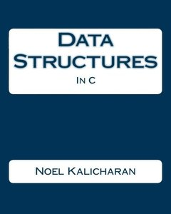 Data Structures In C (Paperback)-cover