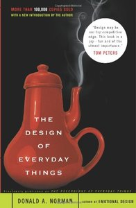 The Design of Everyday Things (Paperback)-cover