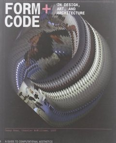 Form+Code in Design, Art, and Architecture (Paperback)-cover