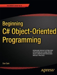 Beginning C# Object-Oriented Programming (Paperback)-cover