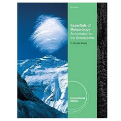 Essentials of Meteorology: An Invitation to the Atmosphere, 6/e (IE-Paperback)