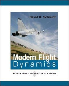 Modern Flight Dynamics (IE-Paperack)-cover