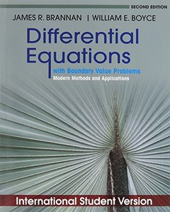 Differential Equations with Boundary Value Problems, 2/e (IE-Paperback)