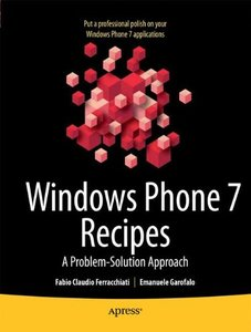 Windows Phone 7 Recipes: A Problem-Solution Approach (Paperback)-cover