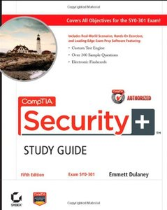 CompTIA Security+ Study Guide: Exam SY0-301, 5/e (Paperback)-cover