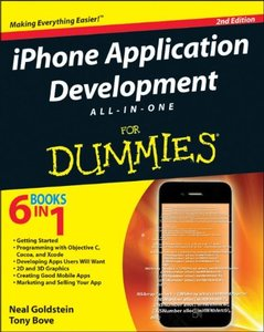 iPhone Application Development All-in-One For Dummies (For Dummies (Computer/Tech))-cover