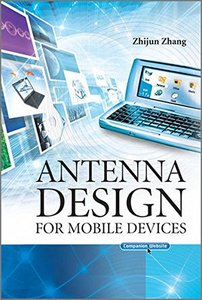 Antenna Design for Mobile Devices (Hardcover)-cover