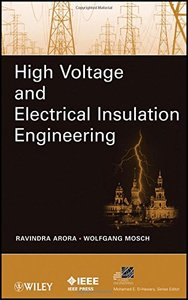 High Voltage and Electrical Insulation Engineering (IEEE Press Series on Power Engineering)-cover