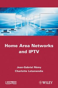 Home Area Networks and IPTV (Hardcover)-cover