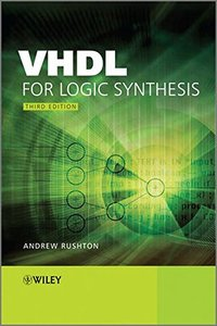 VHDL for Logic Synthesis, 3/e (Hardcover)-cover