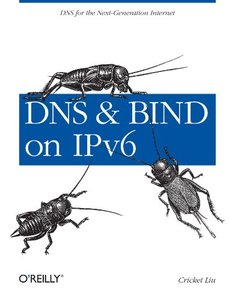 DNS and BIND on IPv6 (Paperback)-cover