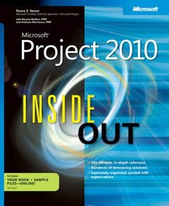 Microsoft Project 2010 Inside Out (Paperback)-cover