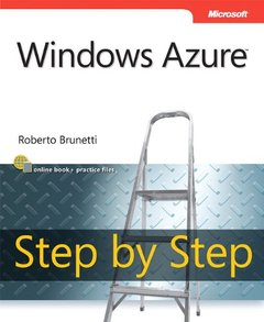 Windows Azure Step by Step (Paperback)-cover