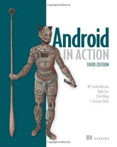 Android in Action, 3/e (Paperback)-cover