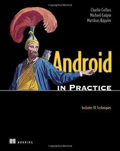 Android in Practice (Paperback)-cover