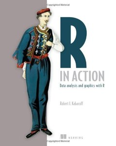 R in Action (Paperback)-cover