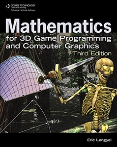 Mathematics for 3D Game Programming and Computer Graphics, 3/e (Hardcover)-cover