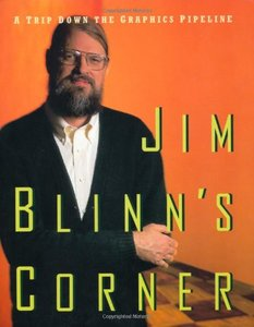 Jim Blinn's Corner: A Trip Down the Graphics Pipeline (Paperback)-cover