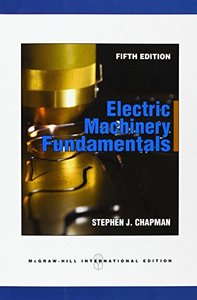 Electric Machinery Fundamentals, 5/e (IE-Paperback)-cover