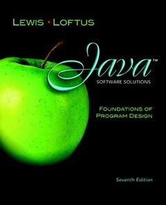 Java Software Solutions: Foundations of Program Design, 7/e (Paperback)