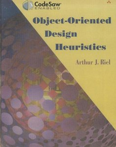 Object-Oriented Design Heuristics (Paperback)-cover