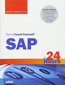 Sams Teach Yourself SAP in 24 Hours, 4/e (Paperback)-cover