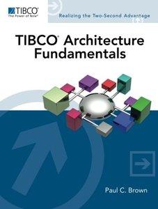TIBCO Architecture Fundamentals (Paperback)-cover