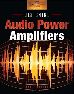 Designing Audio Power Amplifiers (Paperback)-cover